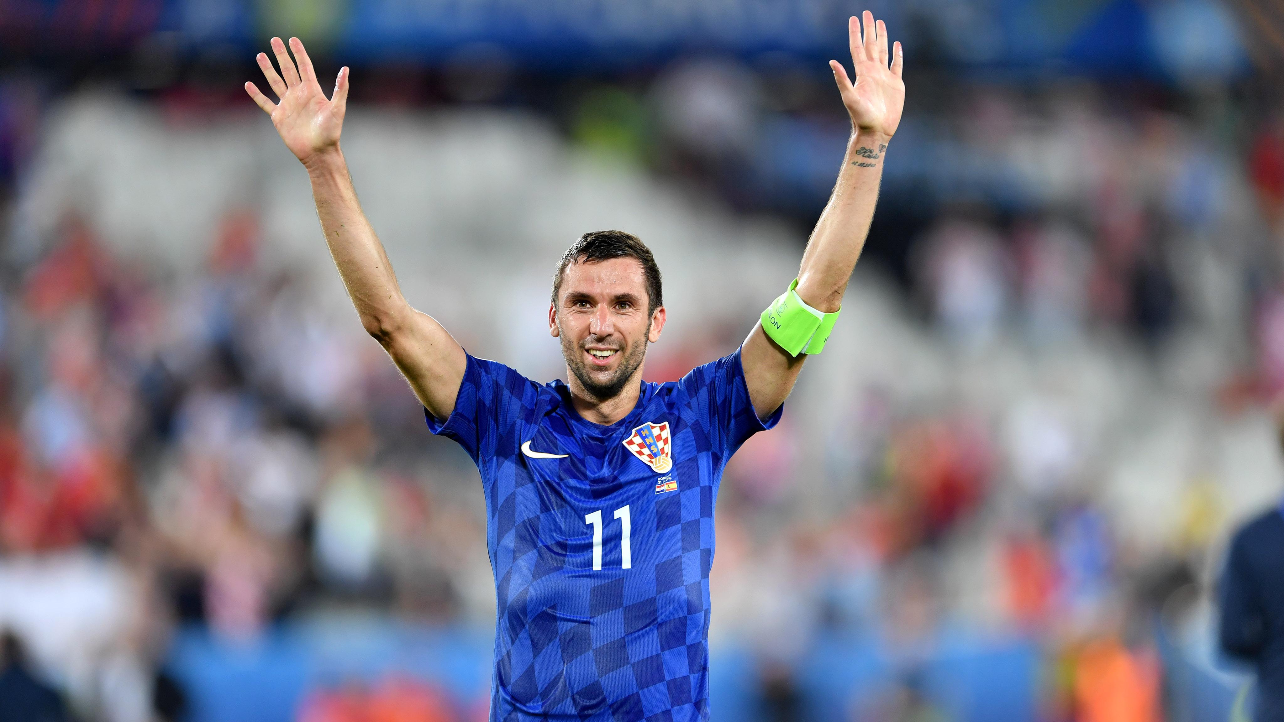 Darijo Srna završio sjajnu reprezentativnu karijeru Hrvatski