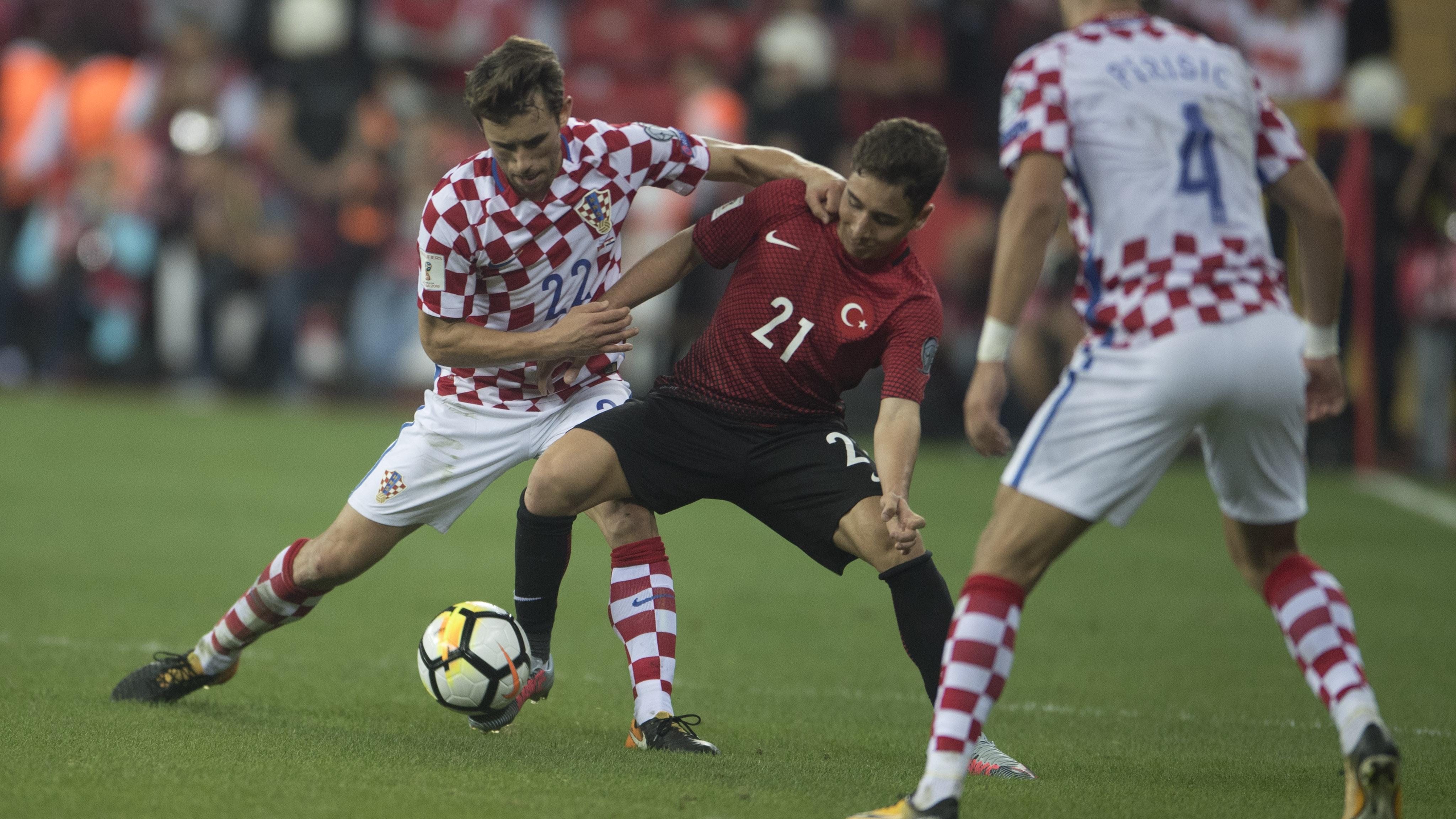 b157c5e3d63 Lone Turkey goal leaves Croatia empty-handed - Croatian Football ...