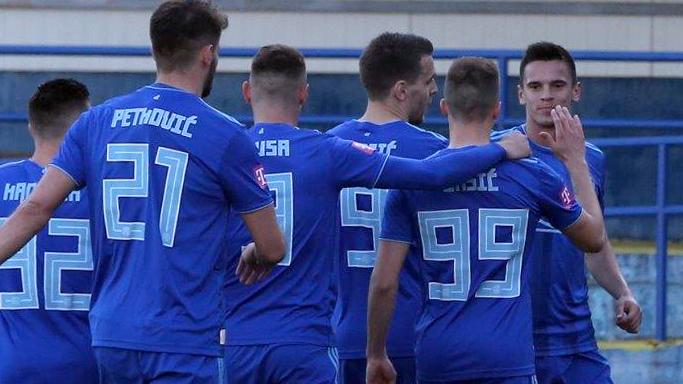 Video: Dinamova pobjeda za titulu, Istra 1961 svladala Osijek