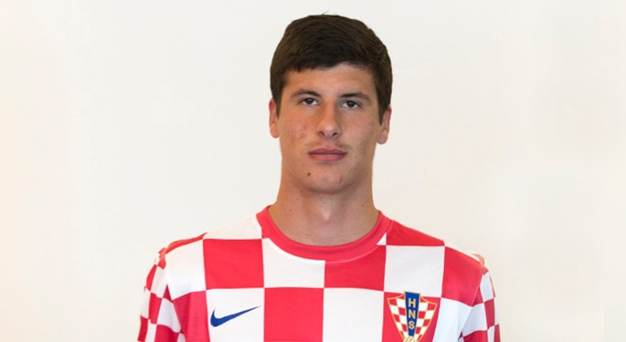 Stipe Perica on loan at Udinese