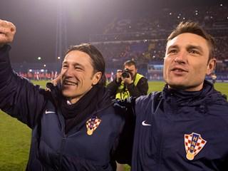 Hrvatski reprezentativci proslavili odlazak u Brazil