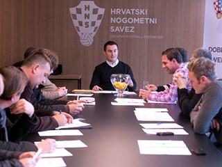 Održan ždrijeb parova 1/16 finala Završnice HNK-a za kadete i juniore