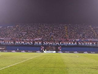 Croatian Football Federation aid for flood victims