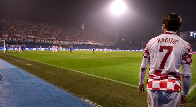 Veličanstvena reprezentativna karijera Ivana Rakitića#Ivan Rakitić bids farewell to Croatian national team