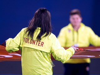 Budite volonter na UEFA U-17 Europskom prvenstvu!