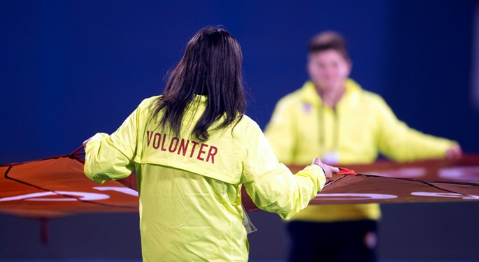 Postani volonter na U-21 Europskom prvenstvu