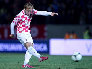 Ivan Rakitić the best in January