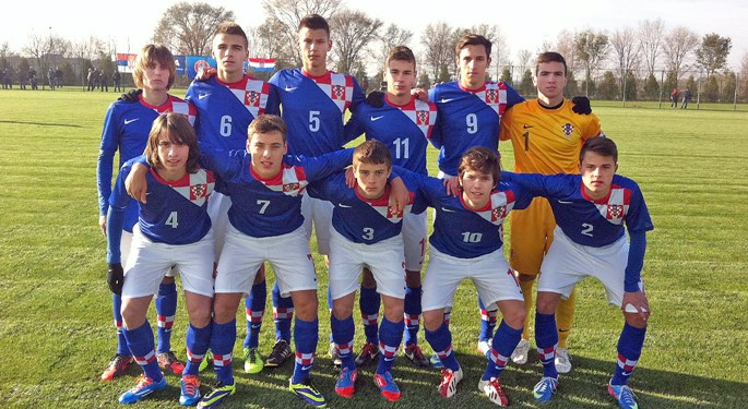 Hrvatska U-17 povela, pa izgubila u Staroj Pazovi