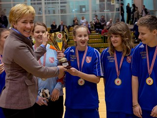 Agram i Pomurje slavili na turniru za djevojčice