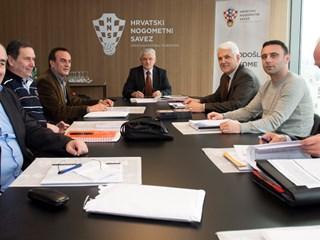Zaključci s 23. sjednice Komisije nogometnih sudaca