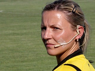Croatian referee continues at UEFA Women's EURO