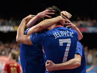 Senzacionalan remi Hrvatske sa Španjolskom/Brilliant draw against Spain