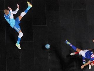 Futsal: Odigrano četvrtfinale Kupa, u Makarskoj i okrugli stol