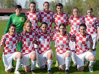 Odabrane Hrvatice za Elitno kolo