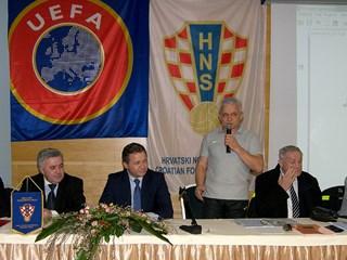 Seminar nogometnih sudaca i kontrolora sudaca Prve HNL
