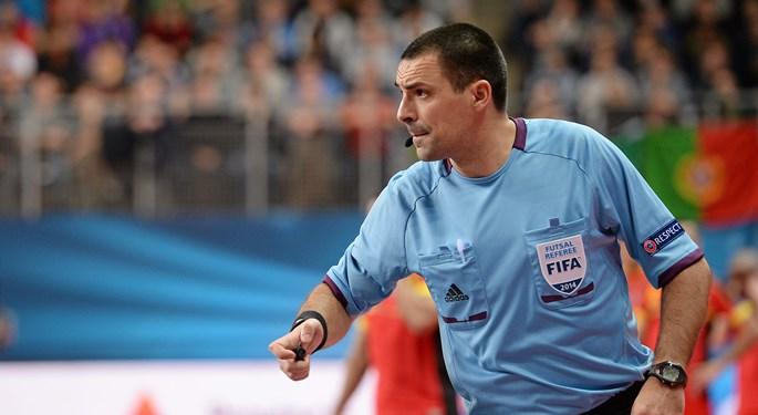 Saša Tomić ponovno sudi završnicu elitnog europskog natjecanja