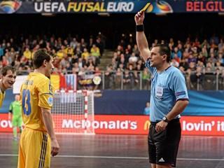 Saša Tomić i Ivan Novak predstavljaju Hrvatsku na Futsal Euru