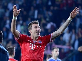 Mandžukić strijelac i asistent u novom slavlju Bayerna