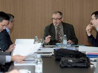 Sastanak Natjecateljske komisije HNS-a