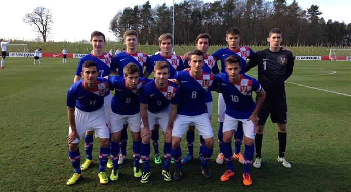 Hrvatska U-18 svladala vršnjake iz Engleske