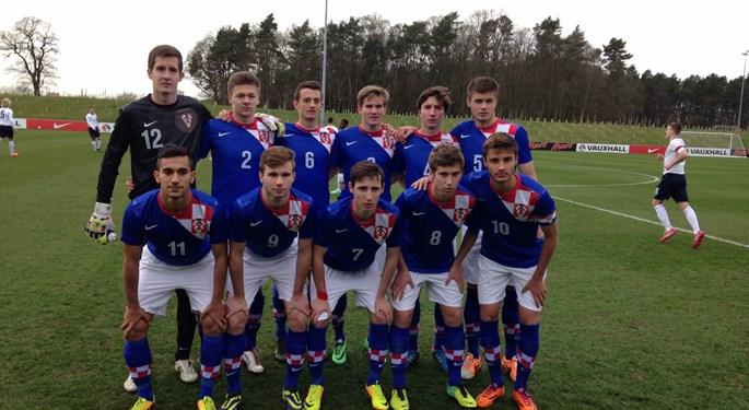 Hrvatska U-18 ponovno pobijedila Englesku