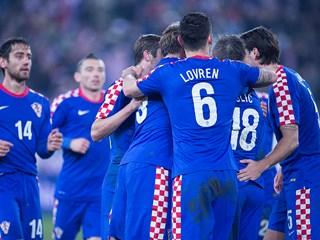 Hrvatska dvadeseta na novoj Fifinoj ljestvici