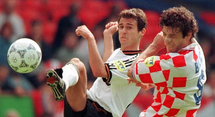 Hrvatska - Njemačka 1:2