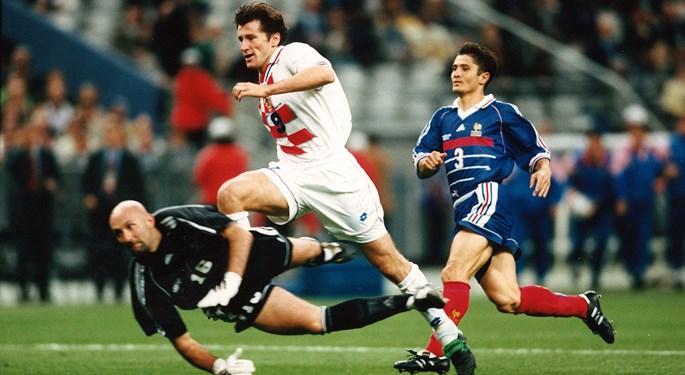 Francuska - Hrvatska 2:1