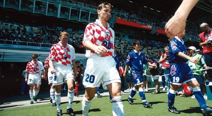 Japan - Hrvatska 0:1