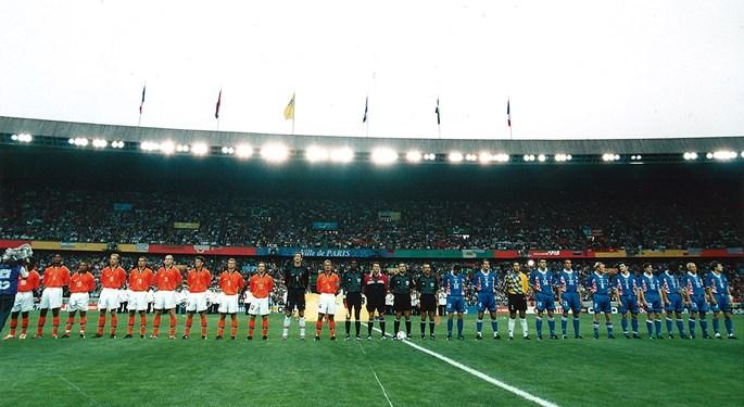 Nizozemska - Hrvatska 1:2
