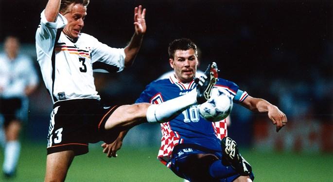 Njemačka - Hrvatska 0:3