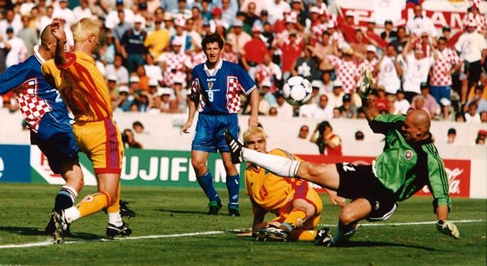 Rumunjska - Hrvatska 0:1