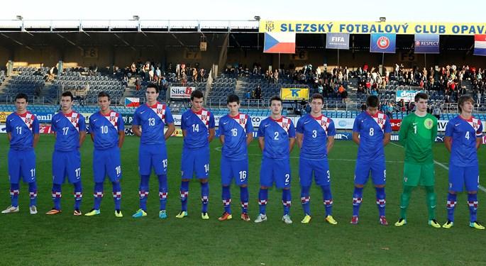 Hrvatska U-19 u Kini poražena od Brazila