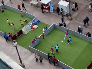 Nogomet kao dio Europskog tjedna sporta