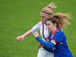 Hrvatska U-19 osvojila veliki bod protiv Rusije