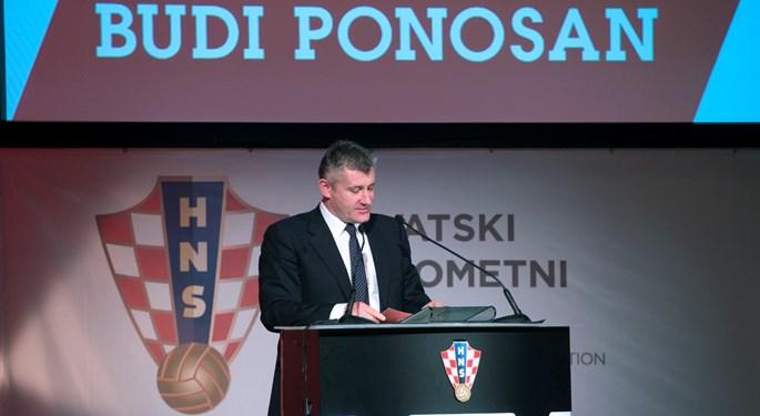 Davor Šuker jedini kandidat za predsjednika HNS-a