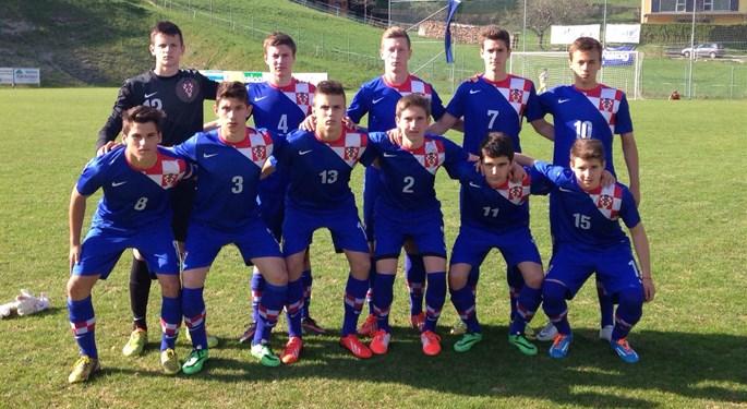Pobjednički start Hrvatske
