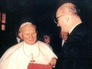 Sveti Ivan Pavao II - veliki prijatelj sporta