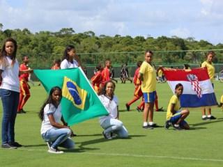 Četiri pogotka Brazila protiv Paname