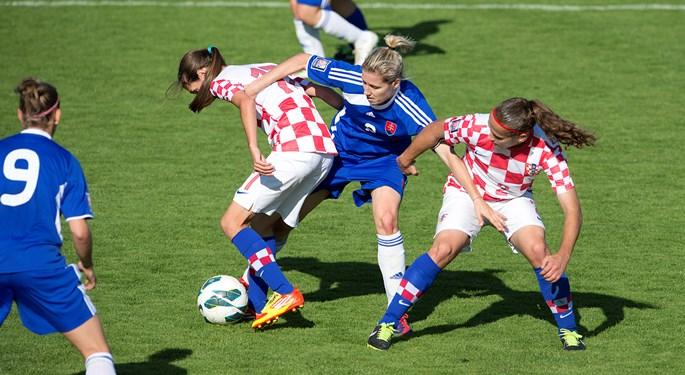 Slovakinje bolje od Hrvatica na kraju Istria Women's Cupa
