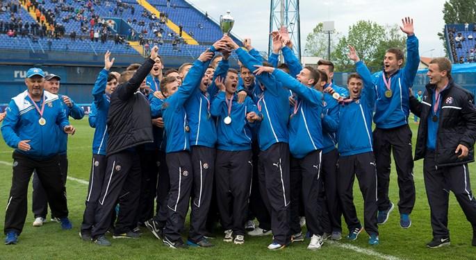 Dinamovi kadeti nakon jedanaesteraca do Kupa