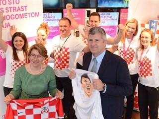 Hrvatski Telekom partner Hrvatskog nogometnog saveza