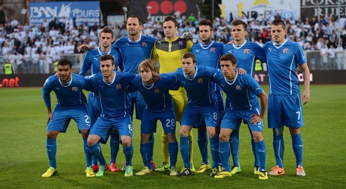 Dinamo u prvom susretu pobijedio prvaka Danske