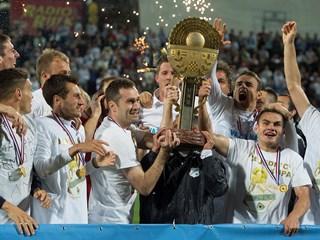 Riječani proslavili osvajanje Hrvatskog kupa