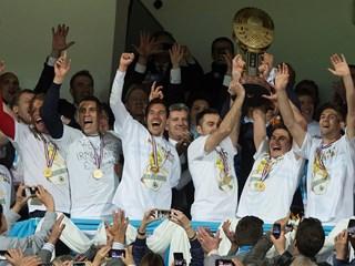 Rijeka takes Croatian Cup trophy