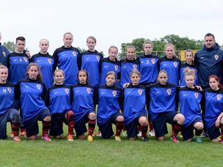 Mlade Hrvatice također na razvojnom turniru u Švicarskoj