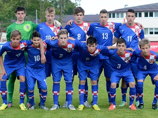 Hrvatska U-14 i U-15 protiv Bavarske