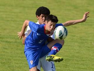 Novi remi Hrvatske U-14 s Amerikancima