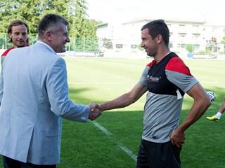 "Šuker: ""Congratulations to Darijo for an exquisite international career"""