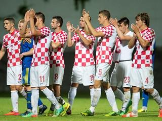Mladi Hrvati u Sinju protiv Crne Gore